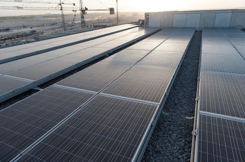 Tadmur solar rooftop