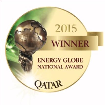 Energy Globe Award Kahramaa