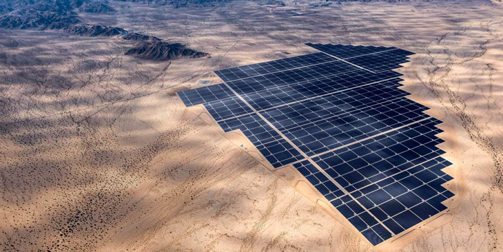 2. Desert Sunlight – 550 MW