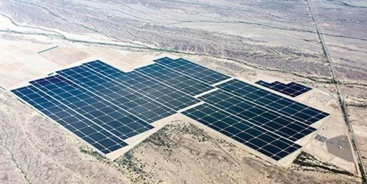 7. Agua Caliente Solar Project – 290 MW
