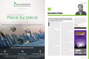 powergreen renewable energy middle east